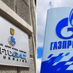 «Нафтогаз» і «Газпром» борються за першість