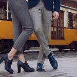 Женская и мужская обувь оптом
